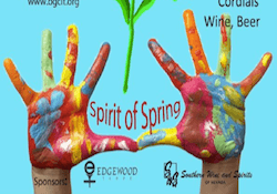 Annual Spirit of Spring Celebration May 14, 2014 Edgwood Tahoe.