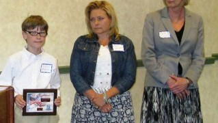 Boys & Girls Club Members Awarded Hope of America
