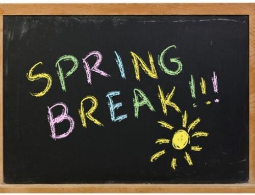 Spring Break at the Club