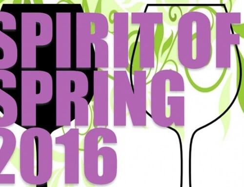 Get Your 2016 Spirit of Spring Tickets