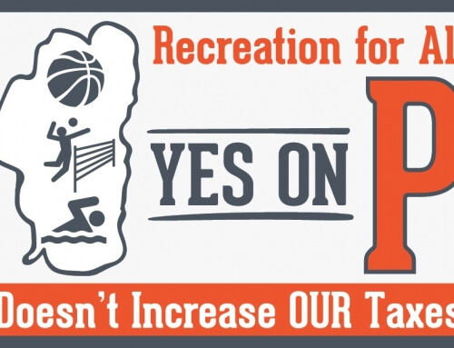 Vote Yes on Measure P