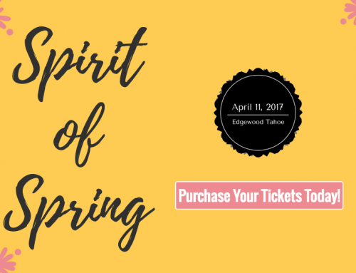 The 2017 Spirit of Spring Event is Just Around the Corner