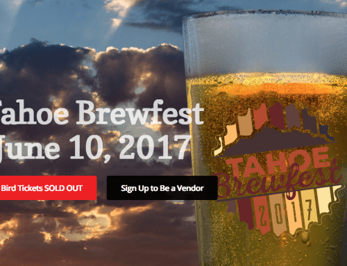 Tahoe Brewfest – Why you need to be there!