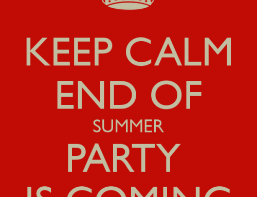 End of the Summer Party!!