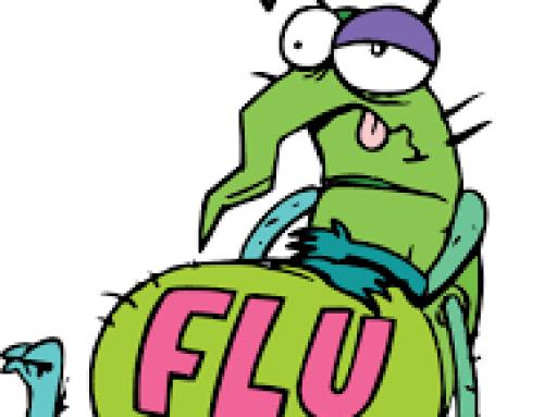 'Tis the season for coughs, colds, the flu and even head lice!