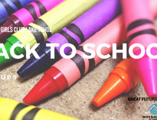 Back to School Sign-Ups