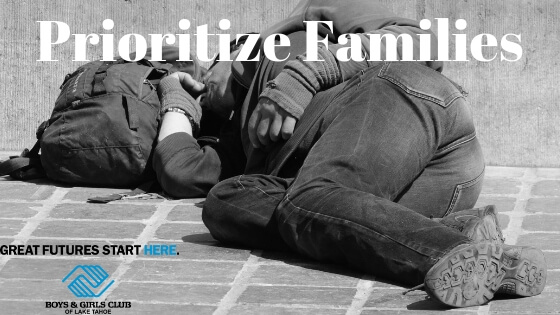 We Need to Prioritize Families