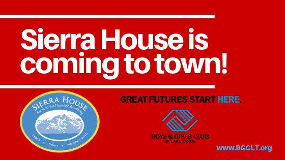 Sierra House is coming to town!