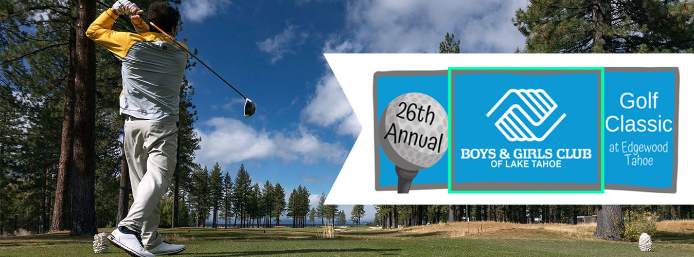 26th Annual Boys and Girls of Lake Tahoe Golf Classic