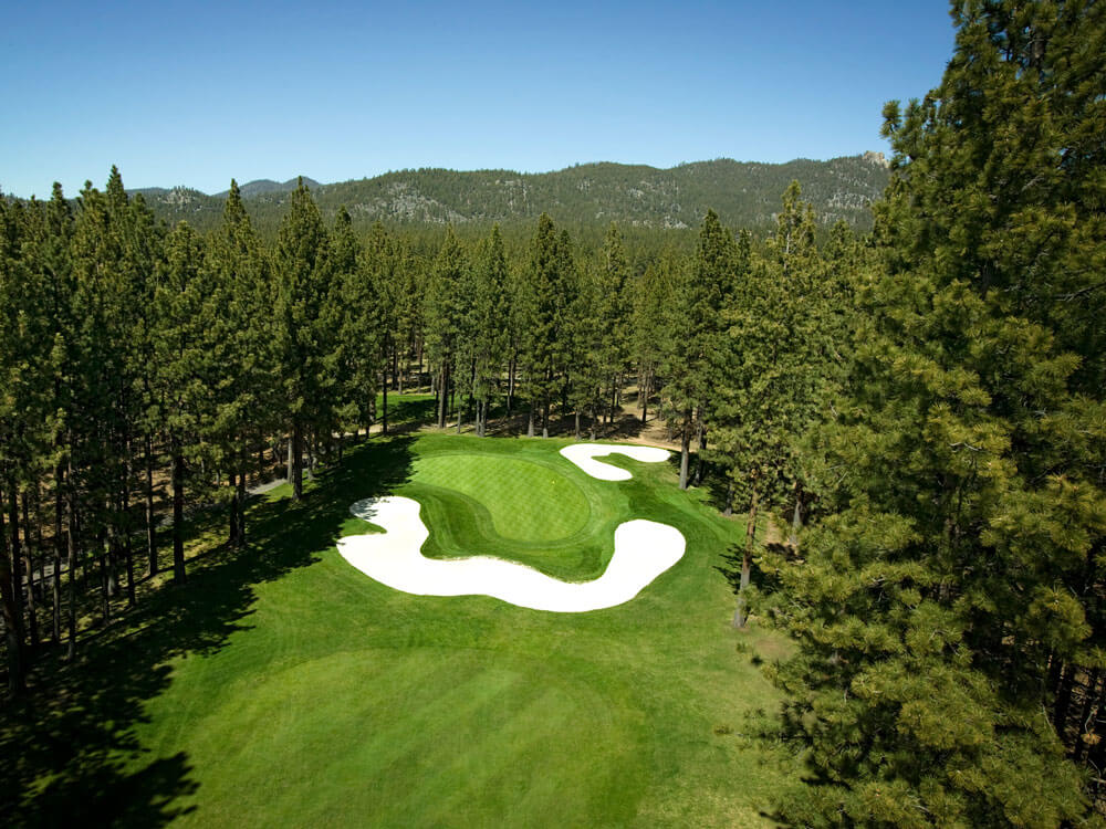 Aerial-view-of-Edgewood-Tahoe-Golf-Course