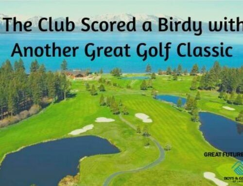 The Club Scored a Birdy with Another Great Golf Classic