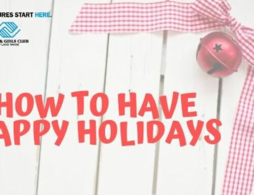 How to have Happy Holidays