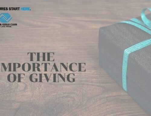 The Importance of Giving
