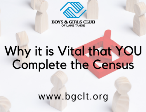 Why it is Vital that YOU Complete the Census