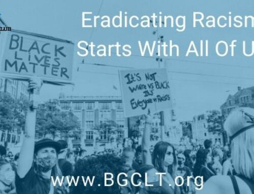 Eradicating Racism Starts With All Of Us