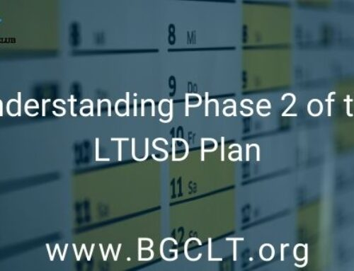 Understanding Phase 2 of the LTUSD Plan